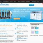 thiết kế website phần mềm nhân sự đạt giải sao khuê