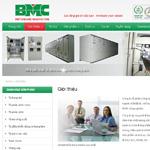 Website tủ điện, thang cáp,máng cáp