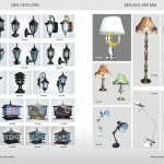 Catalog đèn chiếu sáng