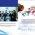 Thiết kế catalog dược phẩm Dohapharma