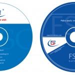 Thiết kế nhãn đĩa CD