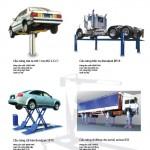 Thiết kế catalog thiết bị dạy nghề sửa chữa, bảo dưỡng ô tô, cơ khí, thiết bị nâng hạ