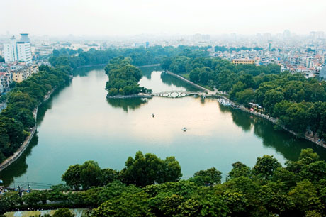 Hồ Thủ Lệ