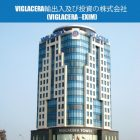 Thiết kế catalog Công ty Cổ phần đầu tư Xuất nhập khẩu Viglacera