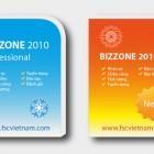 Thiết kế brochure, băng rôn, standy, box sản phẩm phần mềm Bizzone cho công ty FSC