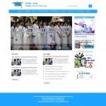 Web trường THPT