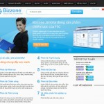 thiết kế website phần mềm nhân sự trang chủ