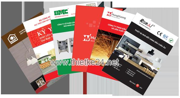 Thiết kế catalog chuyên nghiệp tại Vinh Nguyễn Design