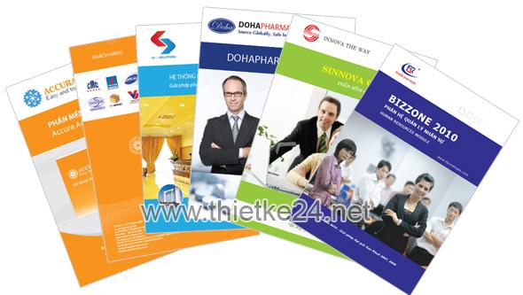 Hình ảnh Thiết kế catalog chuyên nghiệp